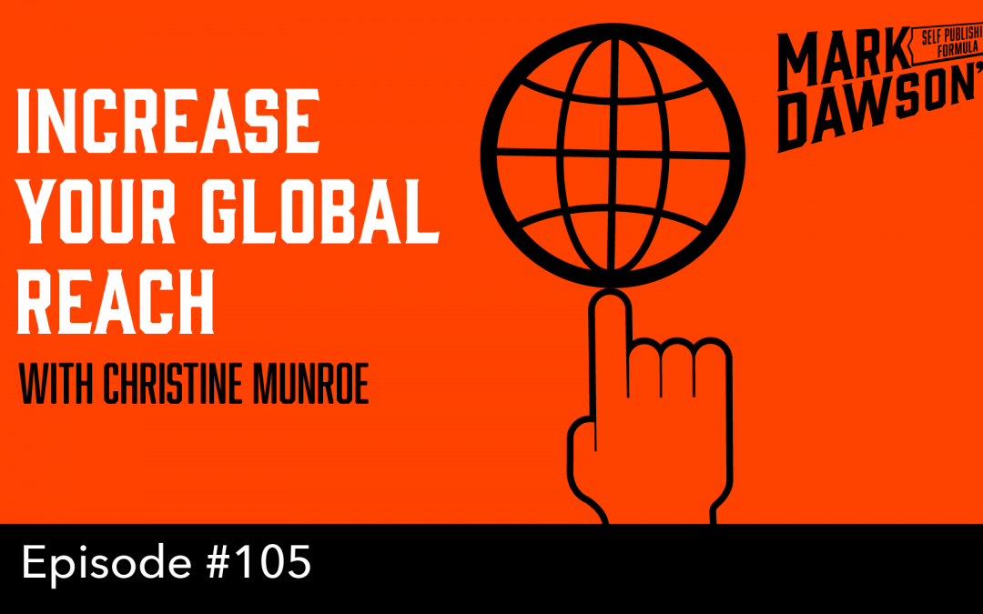 SPF-105: Increase Your Global Reach – with Kobo's Christine Munroe
