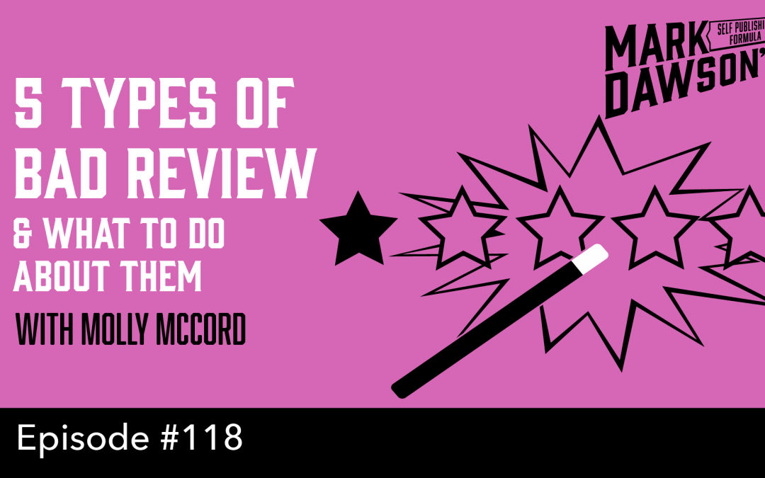 SPF-118: Five Types of Bad Review and What To Do About Them – with Molly McCord