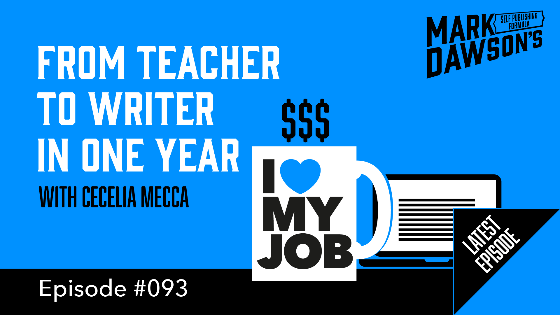 From Teacher to Writer in One Year – with Cecelia Mecca