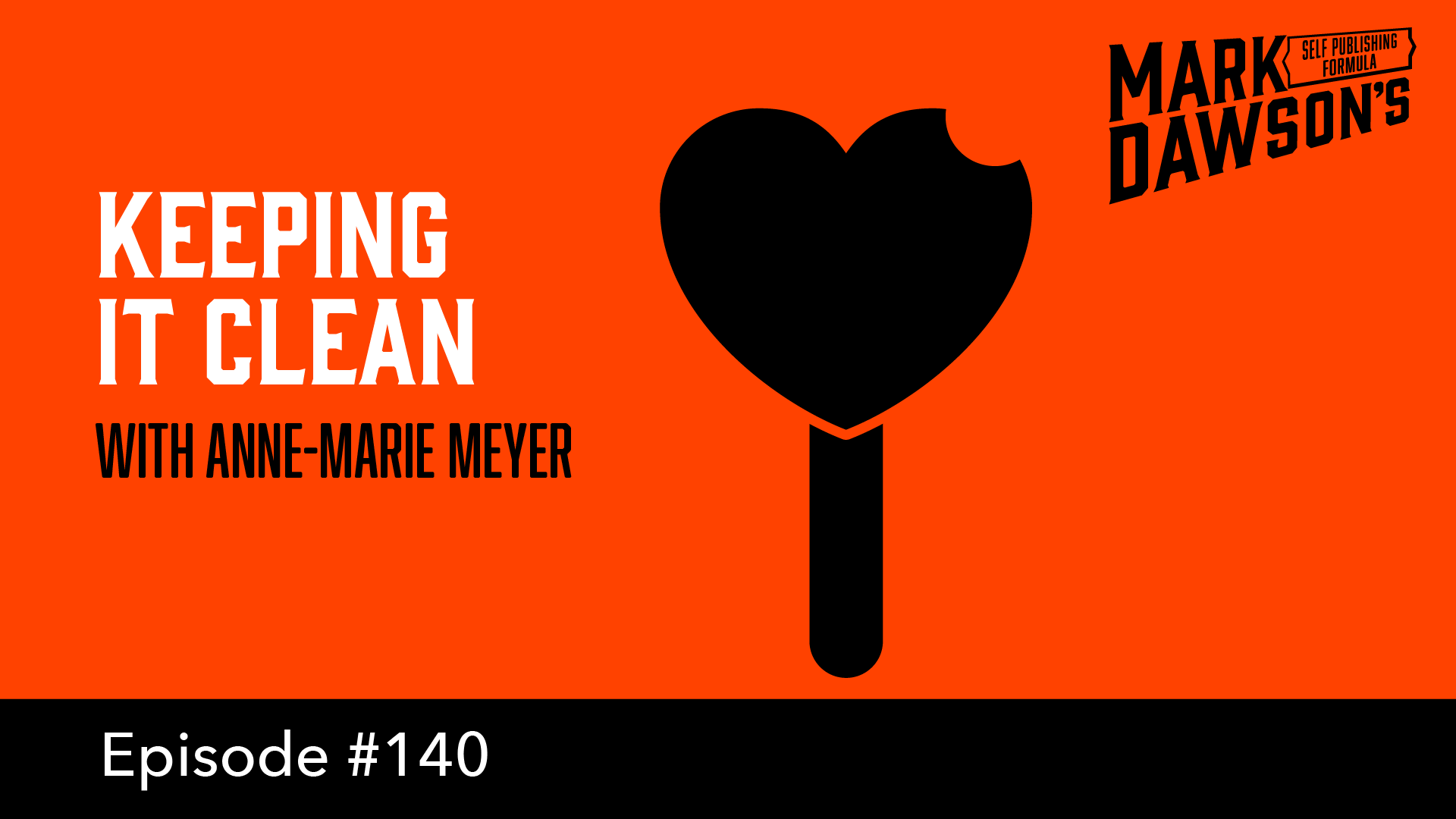 SPF-140: Keeping It Clean – with Anne-Marie Meyer