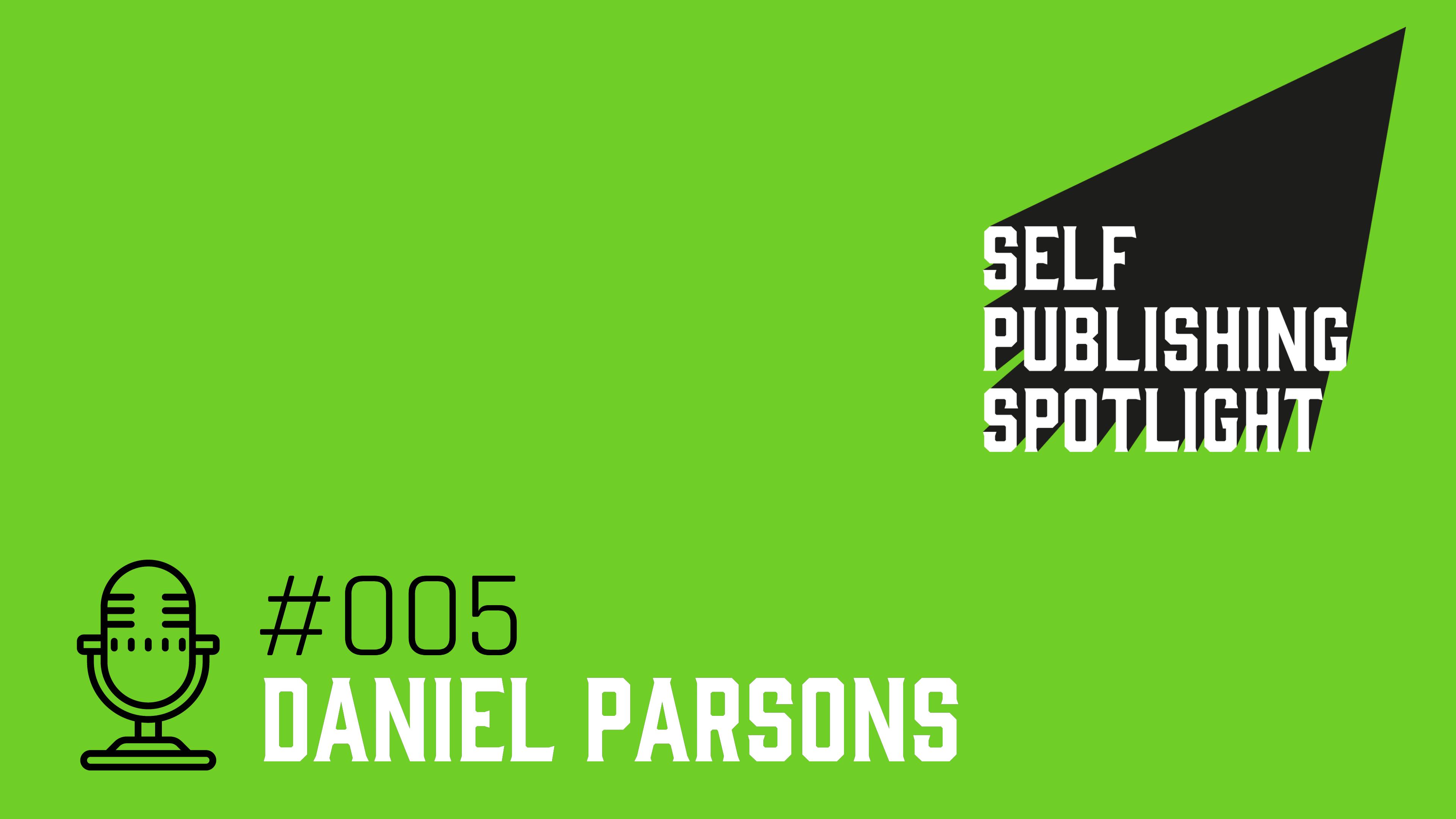 Spotlight 005: Daniel Parsons