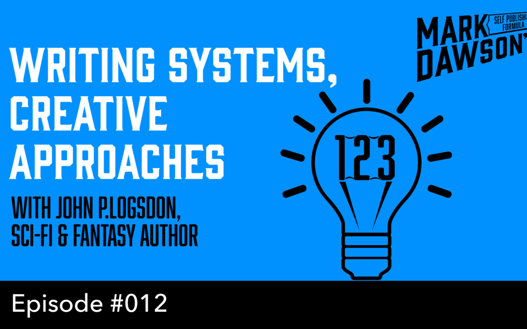 SPF-012: How to start really selling books – With John P Logsdon