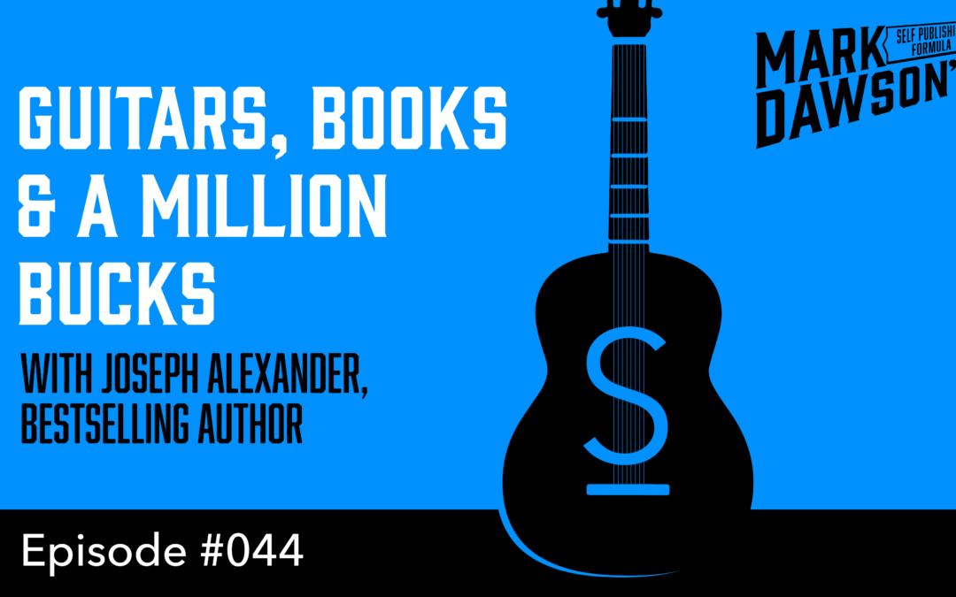 SPF-044: Make Money Teaching Through Self Published Books – with Million Dollar Author, Joseph Alexander