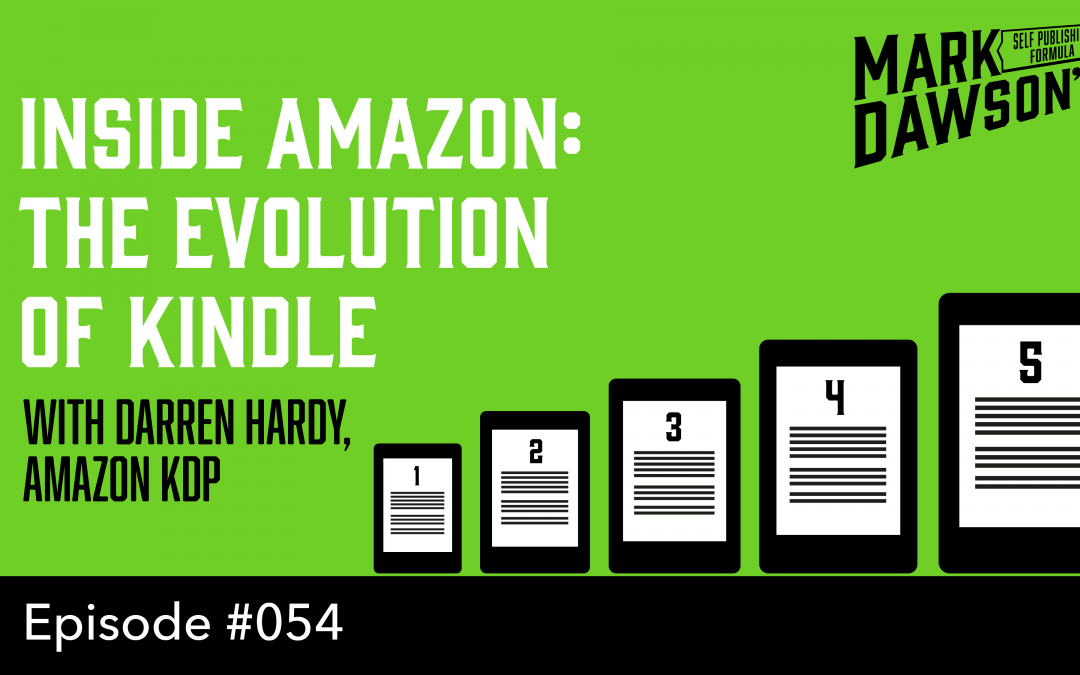 SPF-054: Inside Amazon – with Darren Hardy, Amazon KDP