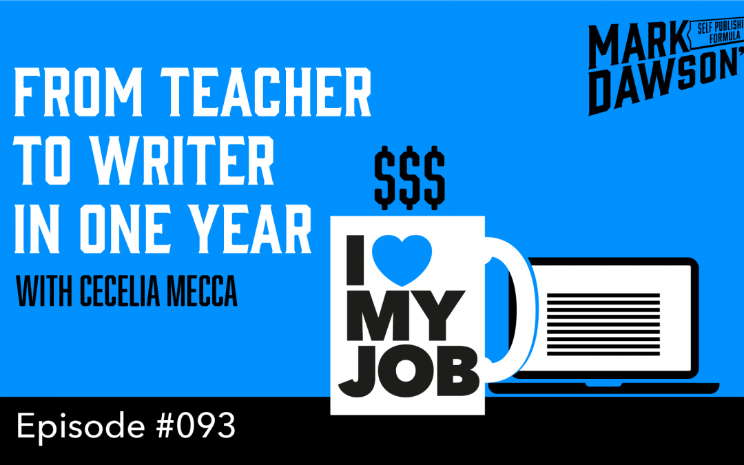SPF-093: From Teacher to Writer in One Year – with Cecelia Mecca