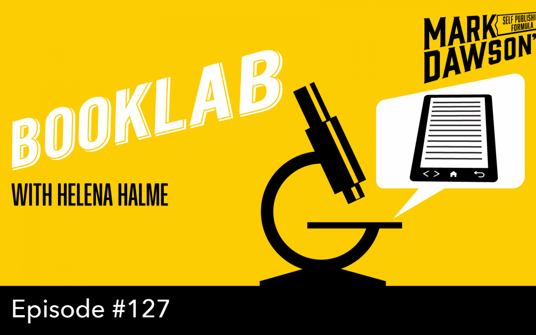 SPF-127: BookLab #2 – with Helena Halme