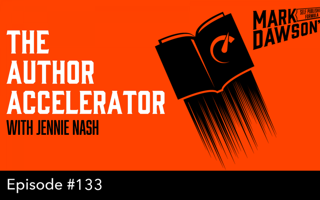 SPF-133: The Author Accelerator – with Jennie Nash