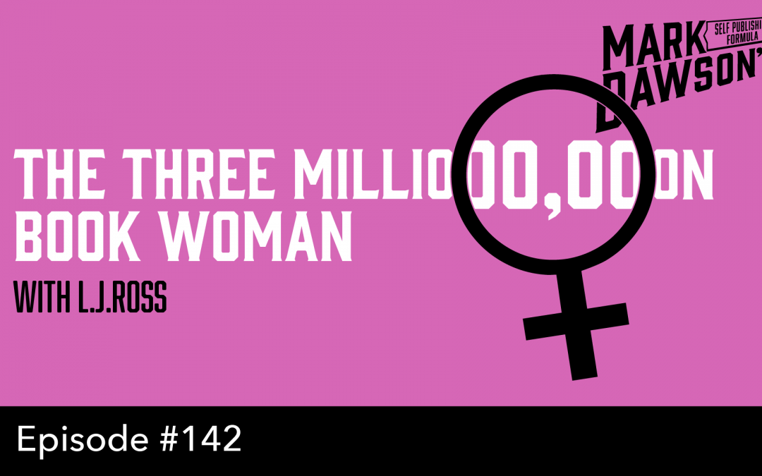 SPF-142: The Three Million Book Woman – with L.J. Ross