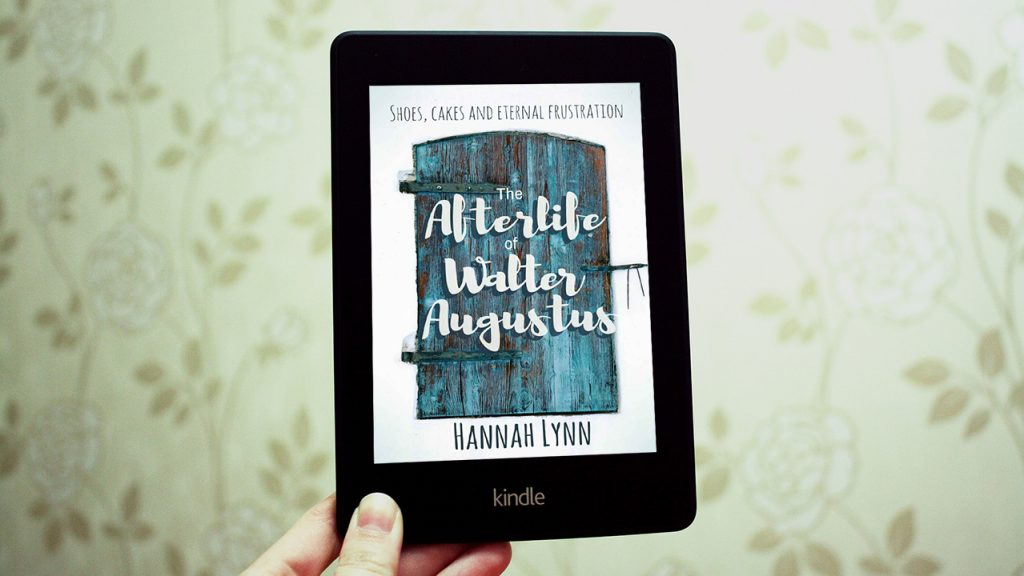 Hannah Lynn, for The Afterlife of Walter Augustus!