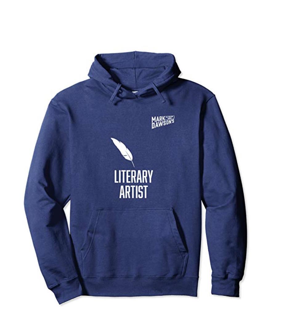Literary Hoodie