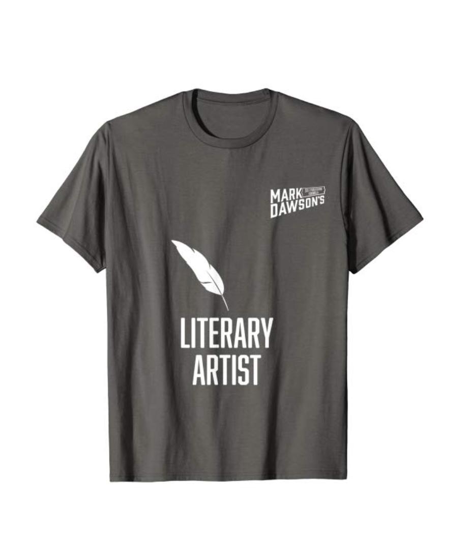 Literary T Shirt