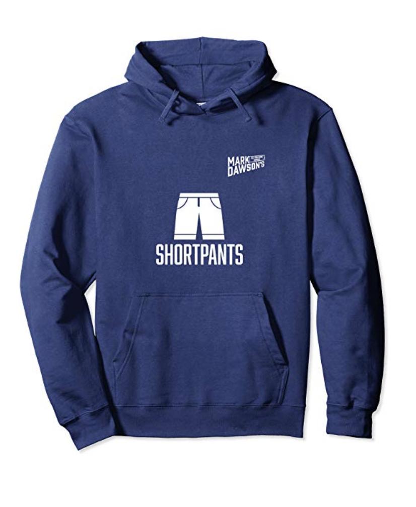 Short Pants Hoodie