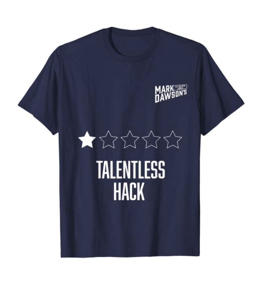 Talentless T Shirt
