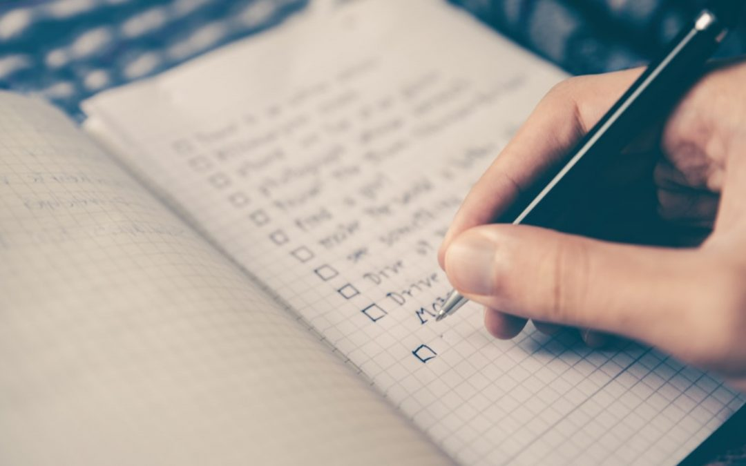 How to Prepare for a Writer's Conference